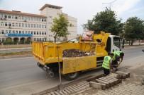 YAĞMUR SUYU - MESKİ Izgara Ve Kanal Temizlik Çalışmalarını Sürdürüyor