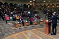 KAPADOKYA - Nevşehir Belediye Başkanı Seçen, Gençlerle Buluştu