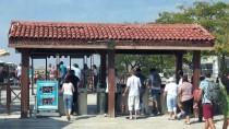KARAHAYıT - Pamukkale 9 Ayda Ziyaretçi Rekoru Kırdı