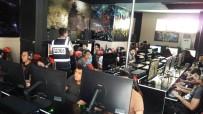 HAYRETTIN BALCıOĞLU - Pamukkale'de İnternet Kafe Denetimi