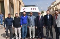 Sağlık Eğitimi Alan Öğrenciler İçin Ambulans Hibe Edildi