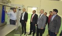MUSTAFA HAKAN GÜVENÇER - Salihli'ye Zeytin Çarşısı Kazandırılacak