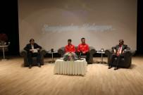 ŞÜKRÜ KARABACAK - Şampiyon Sporcular Darıca'da Gençlerle Buluştu