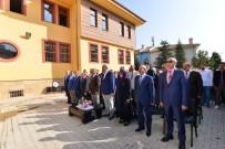 ÖLÜMSÜZLÜK - Şehit Cüneyt Bankur'un İsmi Verilen Okulun Açılışı Yapıldı