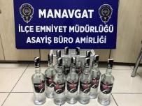 PAZARCI - Sucuk Ve Alkollü İçecek Hırsızları Yakalandı
