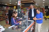 MARKET - Tokat'ta Yerel Marketten Enflasyona İnat Yüzde 15 İndirim
