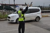 YAKIN TAKİP - Trafik Polisleri Denetimleri Arttırdı