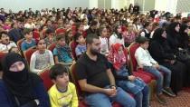 ARIF NIHAT ASYA - Türkçe Öğrenen Suriyeliler Sertifikalarını Aldı
