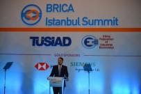 KÜRESEL EKONOMİ - 'Türkiye Yeni Bir Ekonomik Başarı Hikayesi Yazıyor'