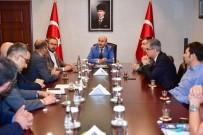 Vali Demirtaş Açıklaması 'Aladağ'da Madencilikte Özel Sektör Yatırımına Desteğe Hazırız'