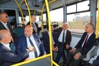 MARKET - Vefa Konutlarına Otobüs Seferleri Başladı