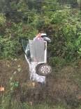 SOĞUCAK - Yalova'da Otomobil Takla Attı Açıklaması 1 Yaralı