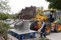 YENIKÖY - Yerli Çöp Konteynırları Yaygınlaşıyor