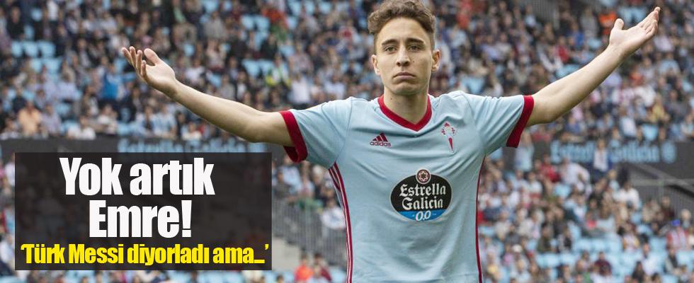 Ada basını Emre Mor'u yazdı: 'Türk Messi diyorlardı ama...'