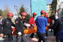 EĞİTİMLİ KÖPEK - AFAD'dan Deprem Tatbikatı