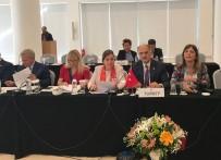 KAMU GÖREVLİSİ - AK Parti Giresun Milletvekili Cemal Öztürk, Yunanistan'da Türkiye'deki Sendikalaşmayı Anlattı