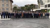 YASIN ÖZTÜRK - Akçakoca'da Muhtarlar Günü Kutlandı