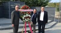Alaçam'da Muhtarlar Günü Törenle Kutlandı
