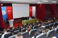 TÜRKIYE BISIKLET FEDERASYONU - ALKÜ'de Müftüoğlu İle Spor Söyleşisi