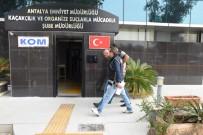 KURUSIKI TABANCA - Antalya'da Suç Örgütü Operasyonu Açıklaması 22 Gözaltı
