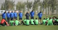 ALI TURAN - Atiker Konyaspor'da Çaykur Rizespor Maçı Hazırlıkları Sürüyor