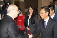 AYDIN VALİSİ - Aydın Valisi Köşger, Çinli İş Adamlarını Yatırıma Davet Etti