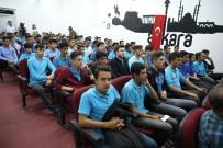 ÖĞRETMENLER - Başkan Ercan'dan Okul Ziyaretleri