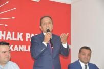 BELEDİYE ÇALIŞANI - Başkan Ergül Aday Adaylığını Açıkladı