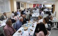 YEREL SEÇİMLER - Başkan Karabağ, Alevi Vakıf Ve Dernek Yöneticileriyle Buluştu