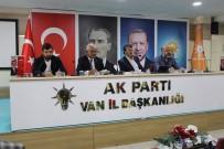 YEREL SEÇİMLER - Başkan Türkmenoğlu, Meclis Üyeleriyle Bir Araya Geldi