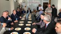 HELAL - Başkan Yemenici, Muhtarlarla Bir Araya Geldi
