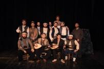 GENÇLIK PARKı - Başkent Tiyatroları 20 Ekim'de 'Perde' Diyor