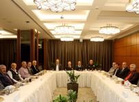 ATİLA AYDINER - Bayrampaşa Belediye Başkanı Aydıner  Açıklaması 'Muhtarlar Bizim En Büyük Yardımcımız'