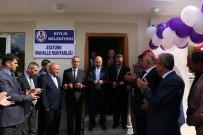 İSMAIL USTAOĞLU - Bitlis'te Muhtarlık Hizmet Binası Yapıldı