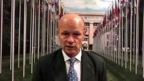 FRANSA CUMHURBAŞKANI - BM Suriye Konulu Dörtlü Zirve'den Memnun