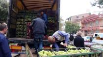 Bursa İHH'den Suriyelilere Yardım Tırı