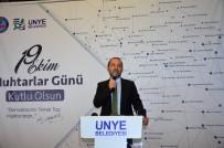 MUHTARLAR KONFEDERASYONU - Çamyar Açıklaması 'Kıt Kaynaklara Rağmen Şehrin Çehresini Değiştirdik'