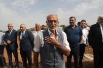 KİLİS VALİSİ - 'Cavcav Dayı' Roketin Düşme Anını Bu Kez Protokol Üyelerine Anlattı