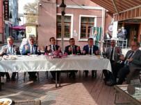 Çaycuma'da Muhtarlar Günü Törenle Kutlandı