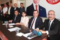 SOSYAL BELEDİYECİLİK - CHP'li Milletvekilleri Partililerle Bir Araya Geldi
