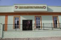 Cizre'de Taziye Evi Çalışmaları Sürüyor