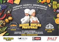 BODRUM BELEDİYESİ - 'Coğrafi Ürünlerle Minik Şefler Festivali' Bodrum'da Başlıyor