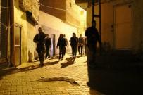 Cumhurbaşkanı Erdoğan'ın Gelişi Öncesi Diyarbakır'da 400 Polisle Asayiş Uygulaması