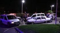 'Dur' İhtarına Uymayan Sürücü Ehliyetsiz Ve Alkollü Çıktı