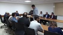 PLASTİK CERRAHİ - Elazığ'da Sağlık Çalışanlarına Sözlü Ve Fiziksel Saldırı İddiası