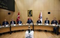 ŞERİT İHLALİ - Emniyet Genel Müdürü Uzunkaya Başkanlığında Koordinasyon Toplantısı