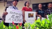 BAŞKONSOLOSLUK - Endonezya'da Kaşıkçı Protestosu