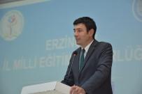 Erzincan'da Başarı Belgeleri Sahiplerini Buldu