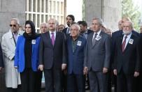 SAADET PARTISI GENEL BAŞKANı - Eski Milletvekili Oya Akgönenç Muğisuddin İçin TBMM'de Tören Düzenlendi