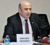GENEL BAŞKAN ADAYI - Eminağaoğlu haddini aştı